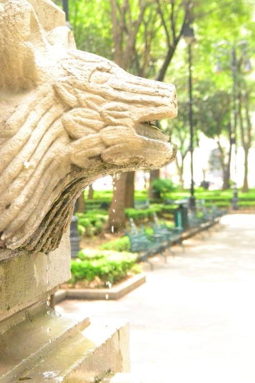 Fuente Coyoacán