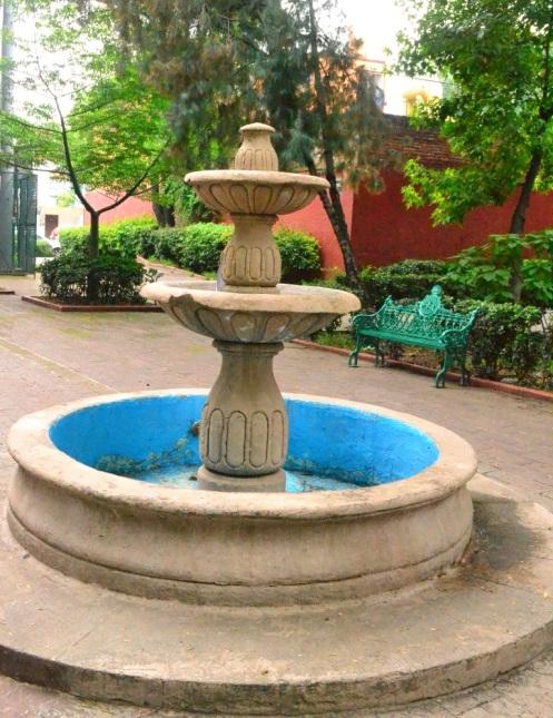 Fuente Parque Pino