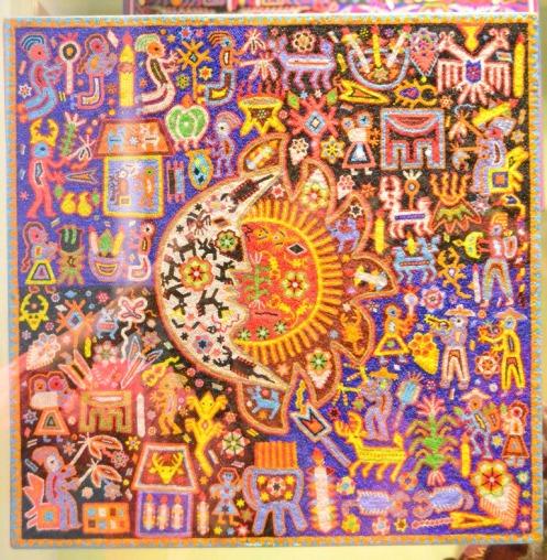 Arte Huichol  Museo Arte Popular