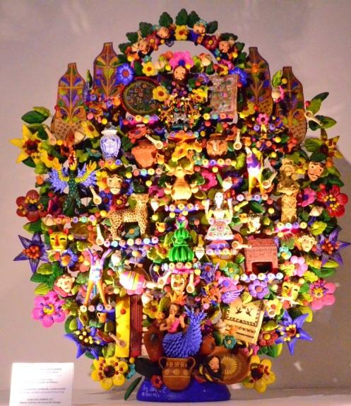 Árbol de la Vida Museo Arte Popular