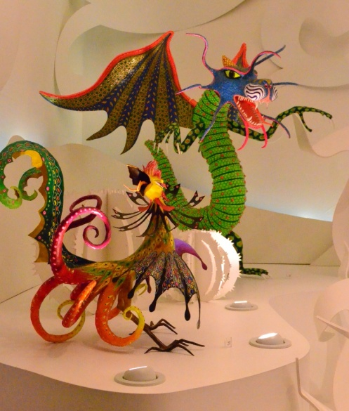 Alebrijes Museo Arte Popular