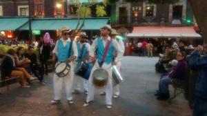 Musicos Coyoacán