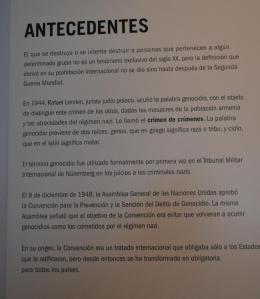 Antecedentes término genocidio