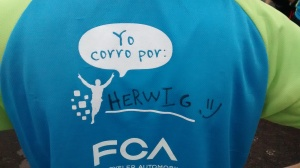 For Herwig Carrera Aquí Nadie Se Rinde 2015