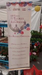 Feria de las Flores San Ángel 2015