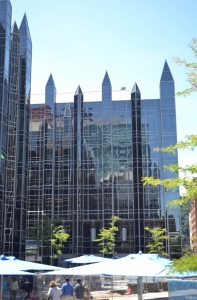 PPG Place (Glass Building) Pittsburgh