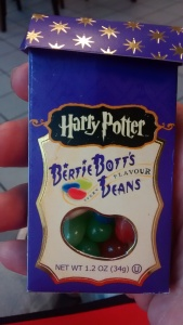 Bertie Bott's Beans Harry Potter