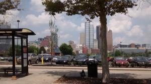 Pittsburgh Paseo desde el coche