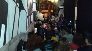 Antonio Barberena  Concierto Música del Porfiriato Museo Mucho Mundo Chocolate