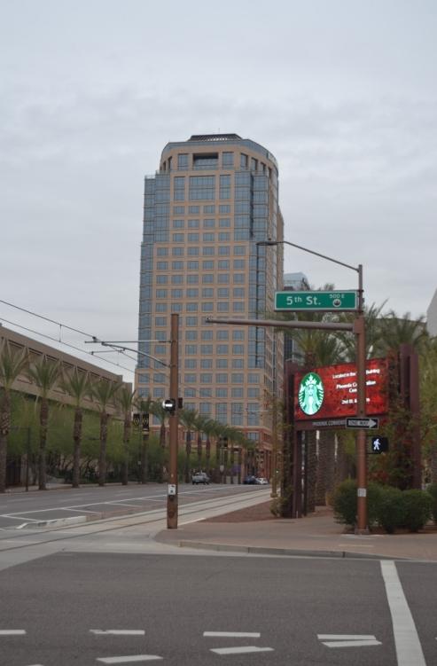 Centro de Phoenix, Arizona