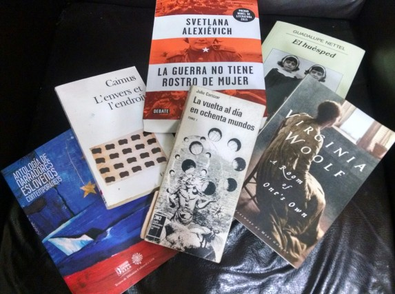libros blog julio