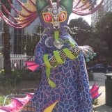 Alebrijes en Reforma 2016