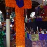 Ofrenda en Kiosco Morisco Santa María la Ribera