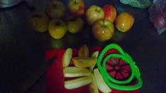 Mi strudel de manzana