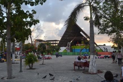 Parque de las Palapas, Cancún
