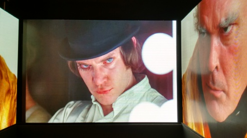 A Clockwork Orange Stanley Kubrick Cineteca Nacional