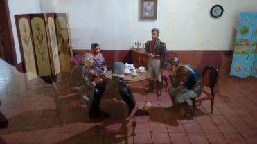 Tertulia literaria. Independencia de México Museo del Caracol