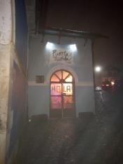 Puerta Niebla Café Mineral del Monte (Real del Monte) Hidalgo