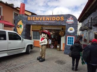 Festival del Paste Real del Monte, Hidalgo