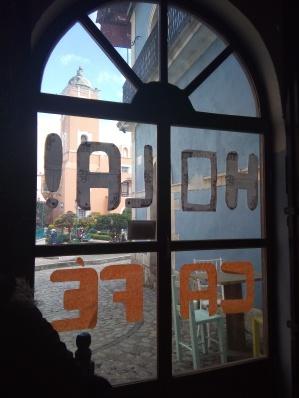 Puerta Niebla Café Real del Monte, Hidalgo