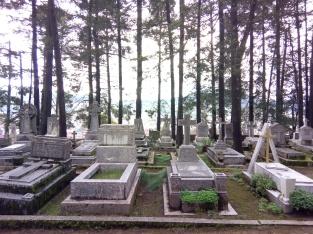 Cementerio Inglés Real del Monte, Hidalgo