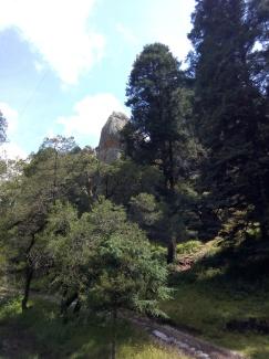 Peñas Cargadas Real del Monte, Hidalgo