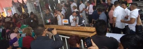 El paste más grande del mundo. Real del Monte, Hidalgo