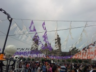 Día de Muertos Zócalo Ciudad de México