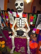Ofrenda Día de Muertos Casa del Indio Fernández Coyoacán