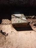 Tumba de Richard Bell Panteón Inglés Real del Monte Hidalgo