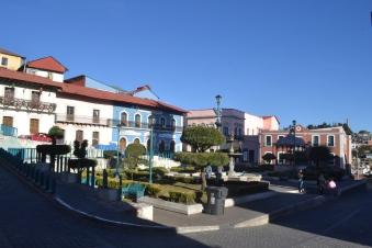 Centro. Real del Monte. HIdalgo.