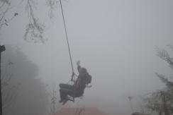 El Columpio de las Nubes El Sótano de las Golondrinas Aquismón, San Luis Potosí