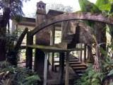 Jardín Escultórico Surrealista de Edward James Las Pozas de Edward James Xilitla, San Luis Potosí